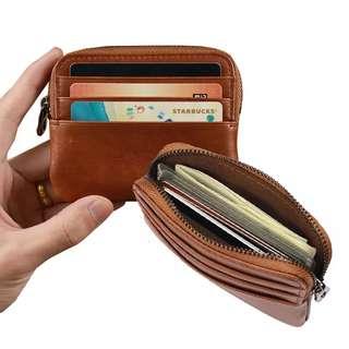 Wallet cardholder