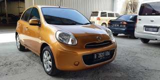 Nissan March 1.2 L AT 2012