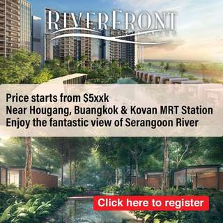 RIVERFRONT RESIDENCES - New Launch!!!