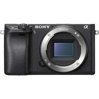 Sony a6300 Body Only ( Sony Malaysia Warranty ). FOC: Sony 64gb Card, Extra Battery and Bag