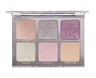 Jeffree Star Cosmetics Skin Frost Pro Palette in Platinum Ice