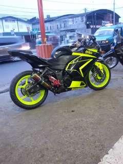 Ninja 250cc Tahun 2009