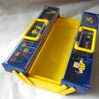 Tool case for children