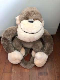 Monkey Stuffed Toy