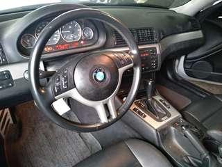 BMW 320 ci 03年