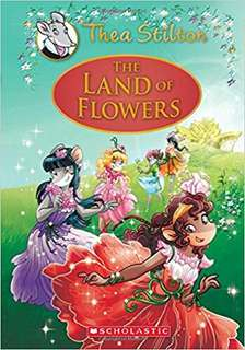 (BN) Thea Stilton Hardcover The Land of Flowers