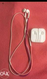 Earphone from iphone 5s
