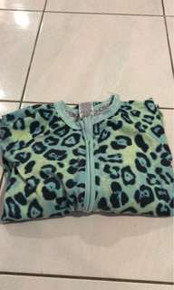 Bonds wondersuit size 1 ( meow kapaw )