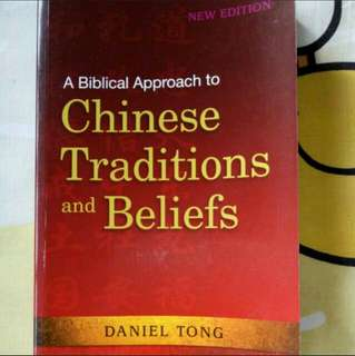 Chinese Tradition and Beliefs