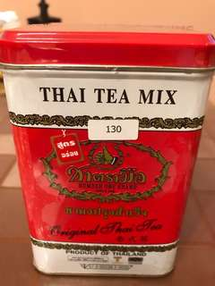 手標泰式茶(50 tea bags) Thai Tea Mix