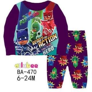 Wholesale baby pyjamas