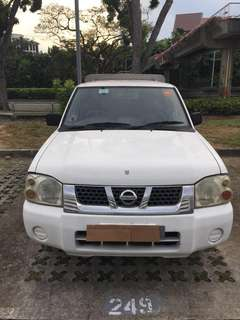 Nissan double cab pickup for sale