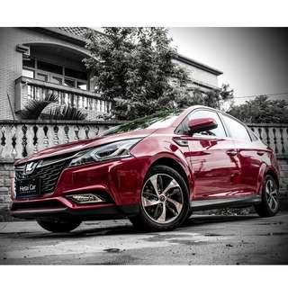 2016 LUXGEN S3 紅 1.6