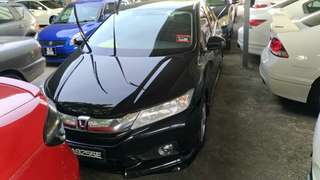 Honda City 1.5E (A) new facelift