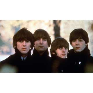 beatles full sized posters