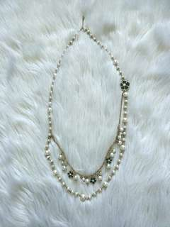 Chanel-inspired long necklace
