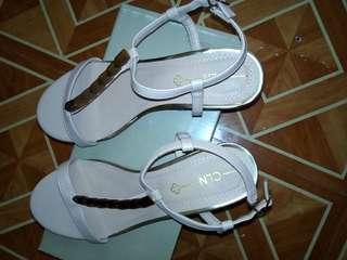 "Celine sandal  1 1/2"" height"