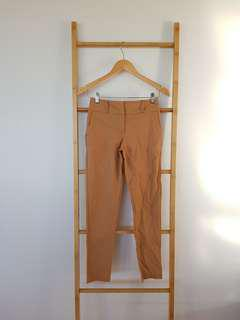 Forcast Chinos Pants Size 6 Beige