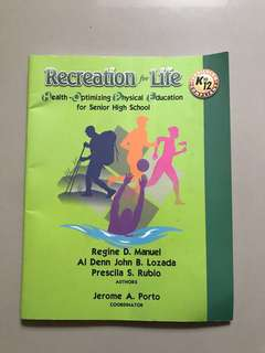 Recreation for Life
