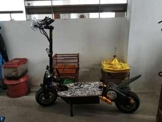 Cheap 60V 2000W Evo Escooter
