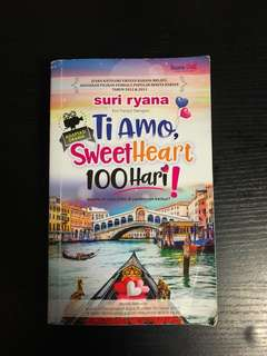 🚚 Ti Amo sweetheart 100 hari novel