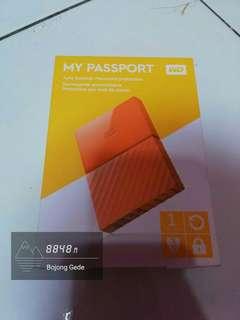 HDD My Passport 1TB