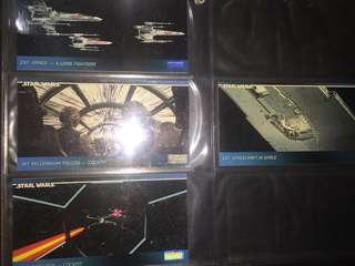 Starwars topps