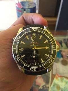 Omega seamaster profesional 007 co-axial 8507 matic mirror
