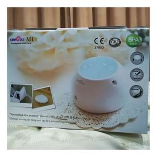 Spectra Rechargeble Portable Double Electric Breast Pump