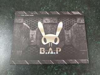 🚚 B. A. P 第一張專輯 warrior