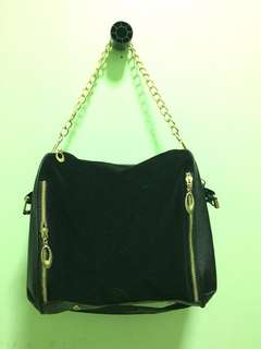 Shoulder Bag with Sling