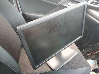Monitor Dell 19' Inci Wide Tiptop