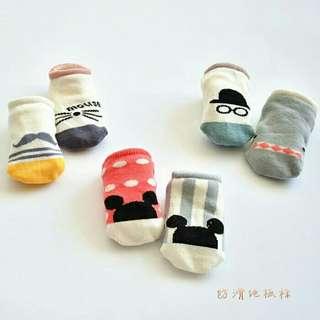 Baby Socks 6pairs