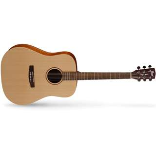 CORT EARTH GRAND SOLID TOP ACOUSTIC GUITAR WITH BAG