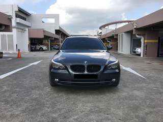 BMW 525I XL For Rent!