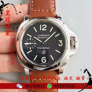 面交 Panerai  沛納海 Luminor 005 Marina 系列 PAM005 PAM00005