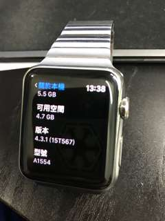 Apple iWatch 1 42mm