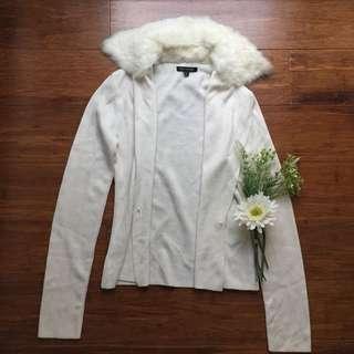 Polo Garage Fur Cardigan