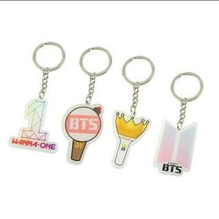 BTS Army Bomb Keychain #July50