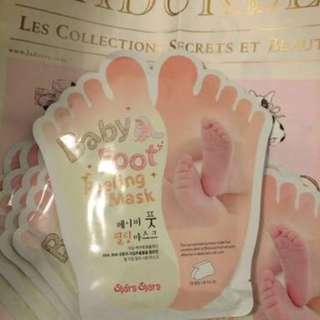 OPEN PO Baby Foot Peeling Mask