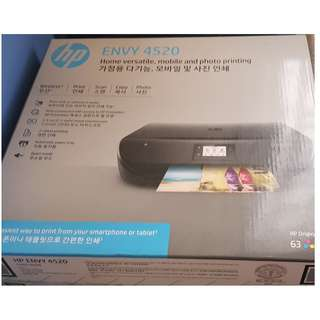 HP 3 in 1 Printer (BW / Color Printing, Copy, Scan), Now $40 only