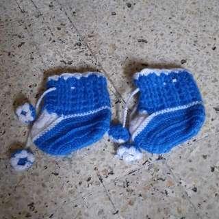Sepatu Bayi Rajutan