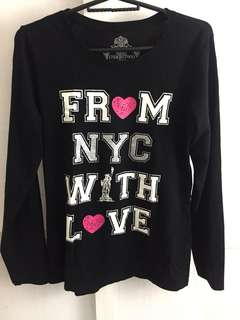 Long sleeves nyc