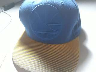 AUTHENTIC Mitchell and Ness Golden state Warriors Cap