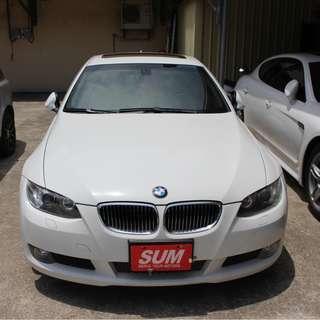 2008 BMW 335cic 白