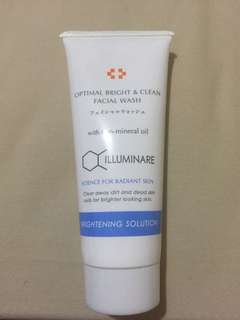 Facial wash ILLUMINARE