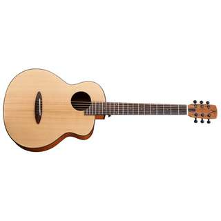 ANUENUE M10EF FEATHER BIRD ACOUSTIC GUITAR