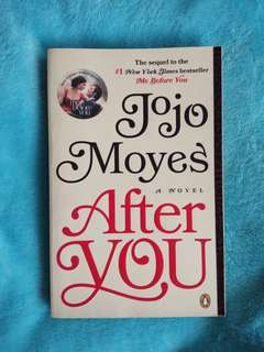 After You (Me before you sequel)