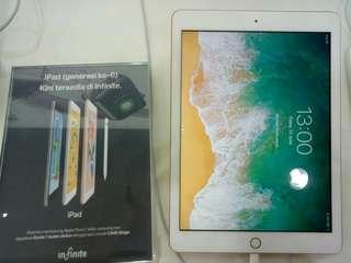 Kredit iPad Gen 6th 128GB Wificell cicilan tanpa kartu kredit
