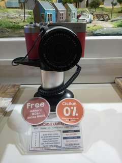 Khusus Fujifilm X-A3 Bisa kredit Promo dp 10% Proses Acc 3 Menit